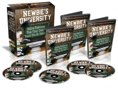 Newbies University Video with Master Resell Rights