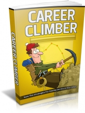 Career Climber eBook with Master Resell Rights