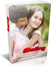 Dating Do's And Don'ts eBook with Master Resell Rights