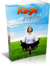 Rage Relief eBook with private label rights