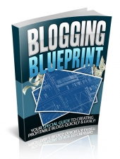 Blogging Blueprint eBook with Master Resell Rights