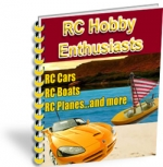 RC Hobby Enthusiasts eBook with Master Resale Rights