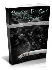 "Beating The ""Butt"" On Your Own eBook with Master Resell Rights"