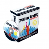 24 Hour Traffic Formula Video with Private Label Rights