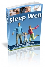 Sleep Well eBook with Master Resale Rights