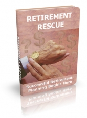 Retirement Rescue eBook with Private Label Rights