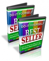 Do-It-Yourself Best Seller Video with Master Resell Rights