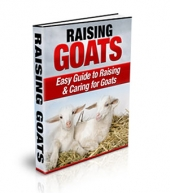 Raising Goats - PLR eBook with Private Label Rights