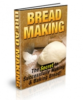 Bread Making - PLR eBook with Private Label Rights