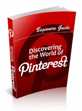 Discovering The World Of Pinterest eBook with Private Label Rights