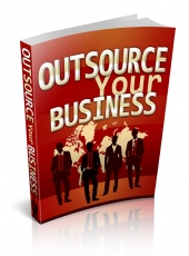 Outsource Your Business eBook with Private Label Rights