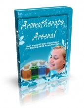 Aromatherapy Arsenal eBook with Master Resell Rights