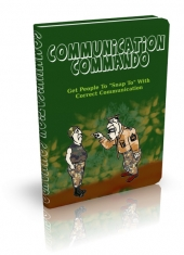 Communication Commando eBook with Master Resell Rights