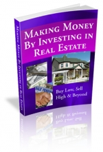 Making Money by Investing in Real Estate eBook with Master Resale Rights