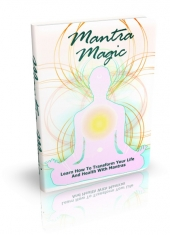 Mantra Magic eBook with private label rights