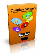 Complete Concepts eBook with Master Resell Rights
