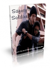 Safety Soldier eBook with private label rights