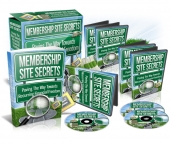 Membership Sites Secrets Video with Master Resell Rights
