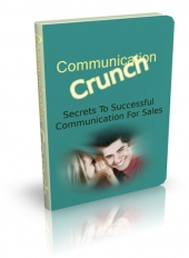 Communication Crunch eBook with Master Resell Rights