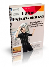 Ezine Extravaganza eBook with private label rights