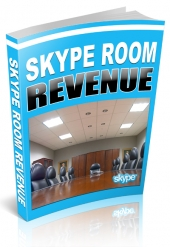 Skype Room Revenue eBook with Private Label Rights