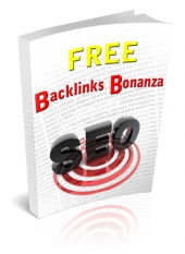 Free Backlinks Bonanza eBook with Private Label Rights