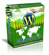 GMap for WP Software with Master Resell Rights