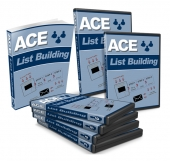 Ace List Building Video with Master Resell Rights