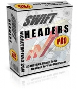 Swift Headers Pro Software with Master Resale Rights