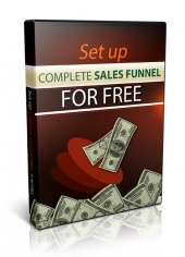 Set Up A Complete Sales Funnel For Free Video with Master Resell Rights