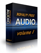 Royalty Free Audio Volume 1 Audio with Private Label Rights