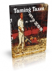 Taming Taxes eBook with private label rights