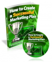 Creating a Successful Marketing Plan eBook with Master Resell Rights