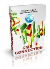 CMS Connection eBook with Master Resell Rights