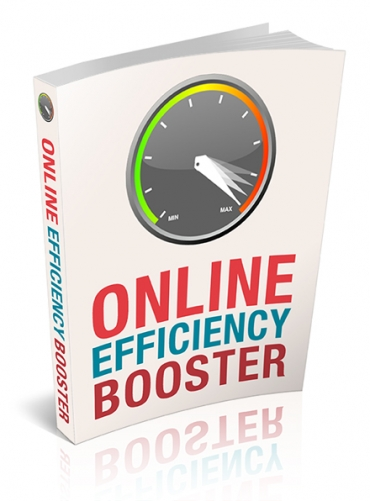 Online Efficiency Booster