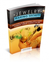 Jewelry Making Secrets eBook with Resell Rights
