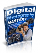 Digital Photography Mastery eBook with private label rights
