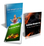 Weight Loss Bonanza eBook with Resell Rights