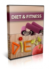 Diet & Fitness Video with Private Label Rights