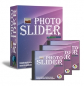 Photo Slider Software with Master Resell Rights