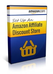 Set Up An Amazon Affiliate Discount Store Video with Private Label Rights