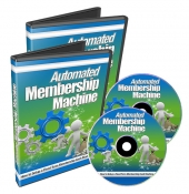 Automated Membership Machine Video with Resell Rights