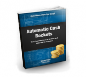 Automatic Cash Rockets eBook with Personal Use Rights