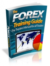 The Forex Training Guide eBook with private label rights