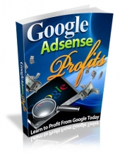 Google AdSense Profit eBook with private label rights