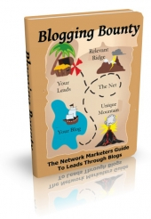 Blogging Bounty eBook with Master Resell Rights
