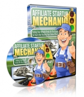 Affiliate Startup Mechanic Video with Master Resell Rights