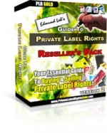 Guide To Private Label Rights : Version 2 eBook with Master Resale Rights