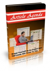 Article Agenda eBook with Master Resell Rights