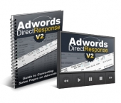 Adwords Direct Response V2 Video with private label rights